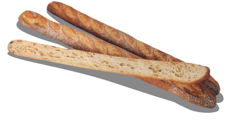Image of Baguette a l'ancienne