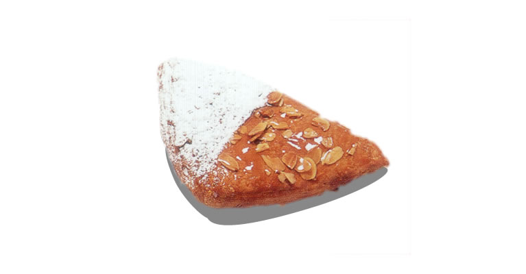 Image of Triangle aux Amandes