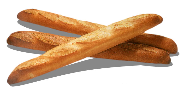 Image of a long French Baguette